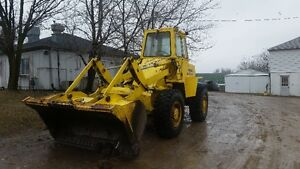 case w20 wheel loader