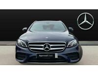 2018 Mercedes-Benz E-CLASS E350d AMG Line Premium 5dr 9G-Tronic Diesel Estate Au