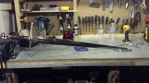 Replica made in Spain 1metre long sword.