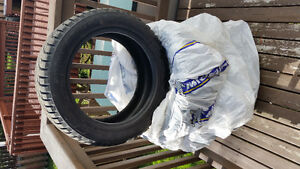 Studded snow tires in great shape $500 obo