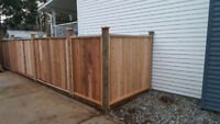 Cedar fencing china link fencing installation