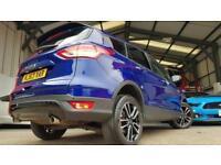 2013 Ford Kuga 2.0 TDCi Titanium X Powershift 4x4 5dr
