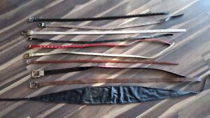 Belts, Belts, Belts - Brand New