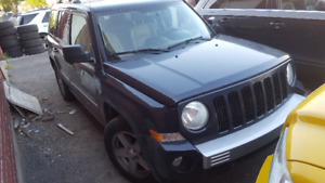 2010 Jeep Patriot Limited As-Is