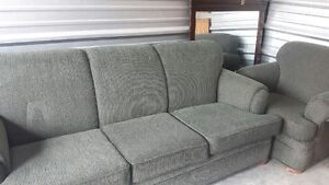 Couch + Arm Chair - Excellent Condition