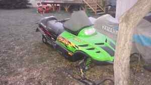 Trade for quad or 2up sled