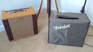 "Fender Ramparte - Class A Tube Amp - ""Pawn Shop Special"""