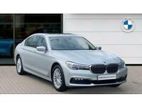 2019 BMW 7 Series 730Ld 4dr Auto Diesel Saloon Saloon Diesel Automatic