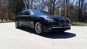 2012 BMW 740Li low kms and reduced price