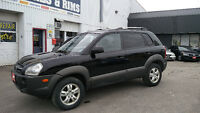2008 Hyundai Tucson 4x4 172,000km AUTOMATIC Safety/E-tested!! Kitchener / Waterloo Kitchener Area Preview