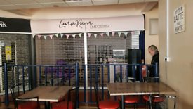 RETAIL SHOP UNIT IN BUSY SHOPPING MALL (MELTON MOWBRAY) LEICESTERSHIRE