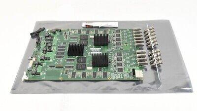 Evertz 3001MVP-OV-HSN SD/SDI/HD 8CH Octal Multiviewer MVP + backplane for 3000FR