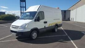 2008 08 PLATE FORD IVECO MWB
