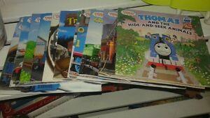 Thomas the tank books 12 like new London Ontario image 2