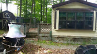 Family Trailer Fully furnished & updated Wasga Beach