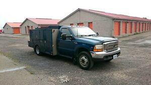 FORD F450 MECHANICS TRUCK (2000) - RECONDITIONED