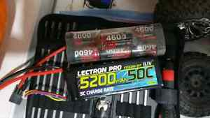 4wd Traxxas with lots of upgrades and spare parts  Regina Regina Area image 4