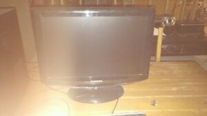 monitor & TV for $20