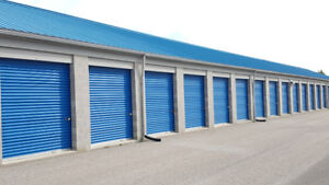 Storage Units To Be Sold By Auction