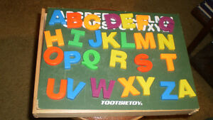 Tootsietoy blackboard, magnetic board London Ontario image 2