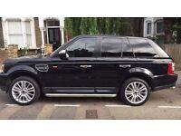 LHD Range Rover Sport 4.4L petrol