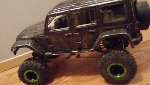 Rc crawler.  Jeep