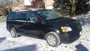 SOLD 2010 Dodge Caravan Minivan, Van