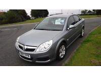 Vauxhall Vectra 1.8i VVT2007,Exclusiv,Electric Windows,Air Con,Cruise Control