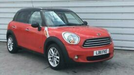 image for 2011 MINI Countryman 1.6 Cooper D 5dr [Chili Pack] Hatchback diesel Manual