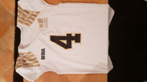 Seoul Golden Eagles Game Jersey Brand New