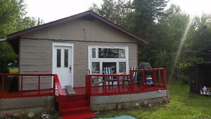 3 Bdr Home/Camp on inland Lake, 21 miles from County Fair PL