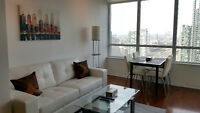 Downtown Modern Furnished Suite @ Maple leaf square - Union
