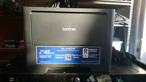 Brother HL6180-DW Wireless Monochrome Laser Printer