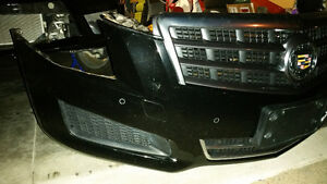 2013 - 2014 Cadillac ATS Front Bumper Kitchener / Waterloo Kitchener Area image 3