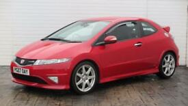 2007 Honda Civic 2007 07 Honda Civic 2.0 I V Tec Type R GT Petrol red Manual