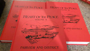 2005 Fairview and District History Books