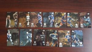 Gretzky 98-99 Teamates Insert Set
