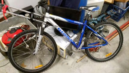Giant Rincon Men's Bike in Good Condition
