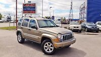 Jeep Liberty 4WD Limited *50$/SEMAINE* 2007