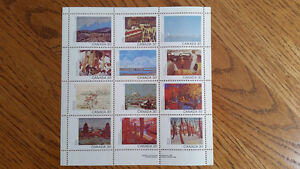 Canada Day 1982 Commemorative Stamp Set