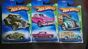 Treasure Hunt Hot Wheels, Pop Culture, and Classic/Hot Rods West Island Greater Montréal image 2