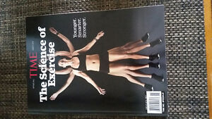 Time Magazine SE Science of Exercise