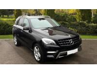 2015 Mercedes-Benz M-Class ML350 CDi BlueTEC AMG Line 5dr Automatic Diesel 4x4