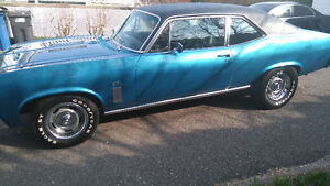 Nova SS 350/475 , 4speed ,Like NEW Perfect Condition A1