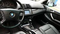 2002 BMW X5 VUS