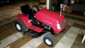 12 HP Mastercraft Lawn Tractor For Sale