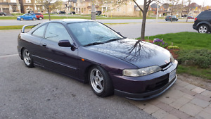 Integra GSR Modded