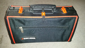 Brand new Black & Decker tool box can also hang on your wall.... London Ontario image 1