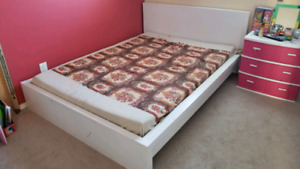 Doubke size bed frame