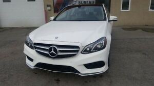 Mercedes-Benz E-Class E 300 4MATIC AMG PKG, PARKING PKG 2014